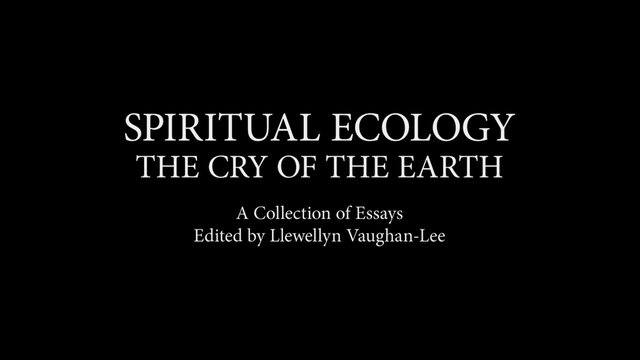 Spiritual Ecology: The Cry of the Earth Book Trailer