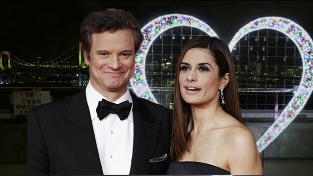 com colin firth happy ...