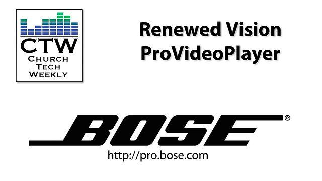 ProVideoPlayer Refreshed | Van Metschke