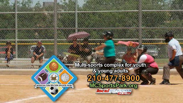 Get Healthy at Mission Concepcion Sports Park of San Antonio
