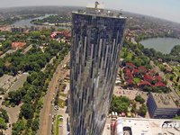 Tallest building in Romania : Bucharest Sky Tower