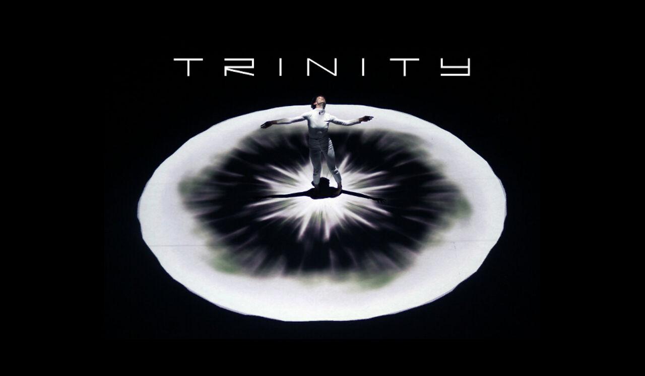 Trinity; interactive dance performance