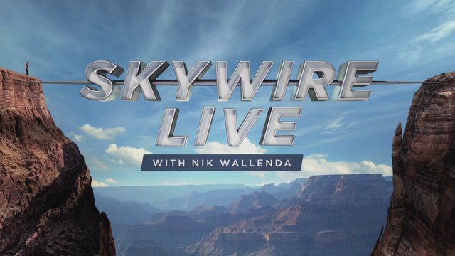 Discovery Digital Media: Skywire Live with Nik Wallenda