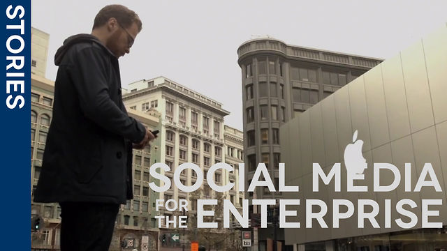 Social Media for The Enterprise: A Business Case