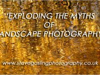 2013-06-20 17.00 Steve Gosling presents  'Exploding the myths of landscape photography'