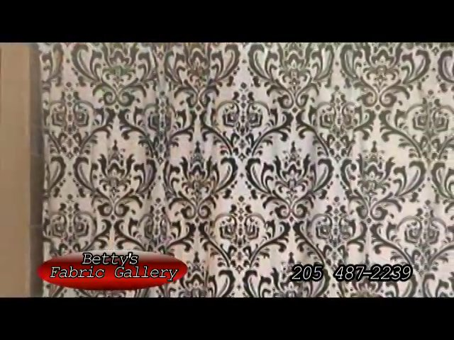 fabric stores on vimeo. Black Bedroom Furniture Sets. Home Design Ideas