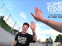 Five for Friday with Joey Hurst // Supertoxic Urethane