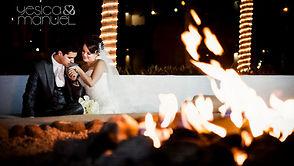 Yesica y Manuel la pareja perfecta !!!! Felicidades.