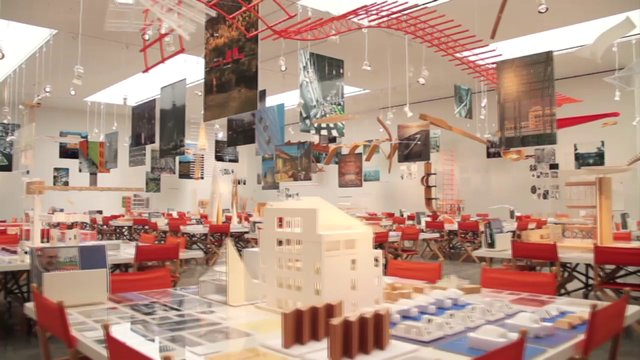 Fragments, an exhibition from the Fondazione Renzo Piano,  The Renzo Piano Building Workshop and the Stavros Niarchos Foundation