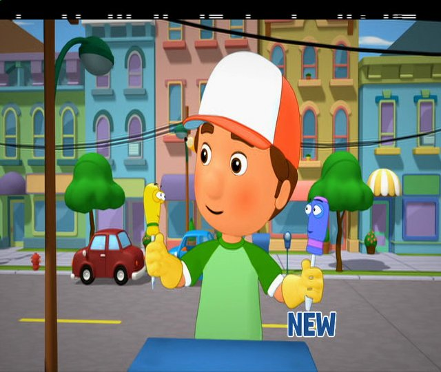 Disney Junior Handy Manny