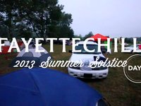 Fayettechill Summer Solstice 2013 — Day 2