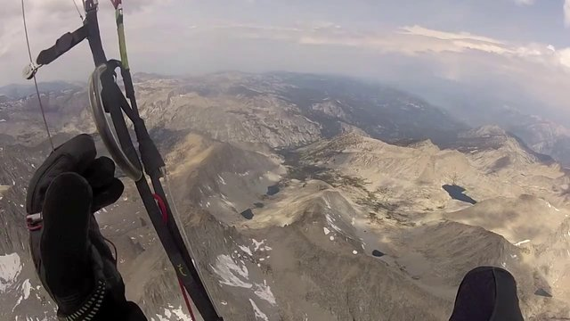 First Complete Crossing of California's High Sierra