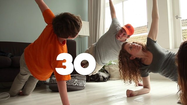 The Thinking Family's Seven Minute Workout