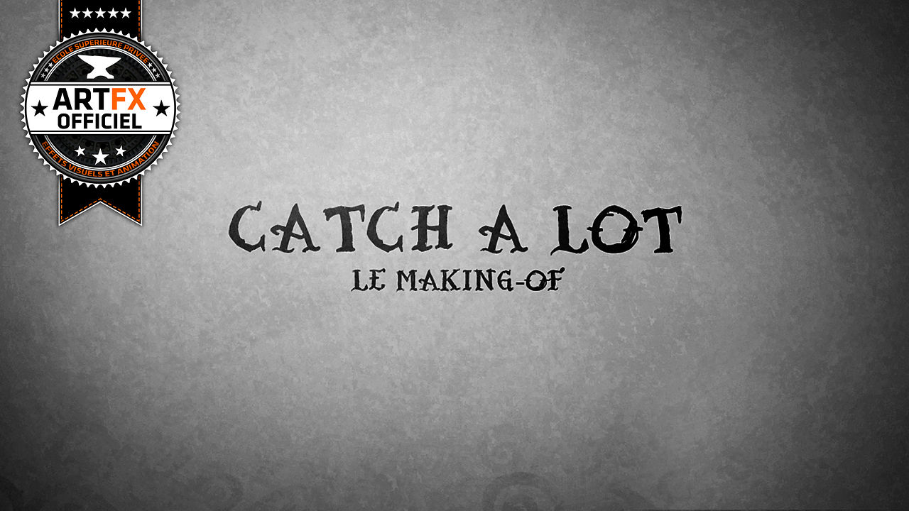 // ArtFX OFFICIEL // Catch A Lot Making-Of