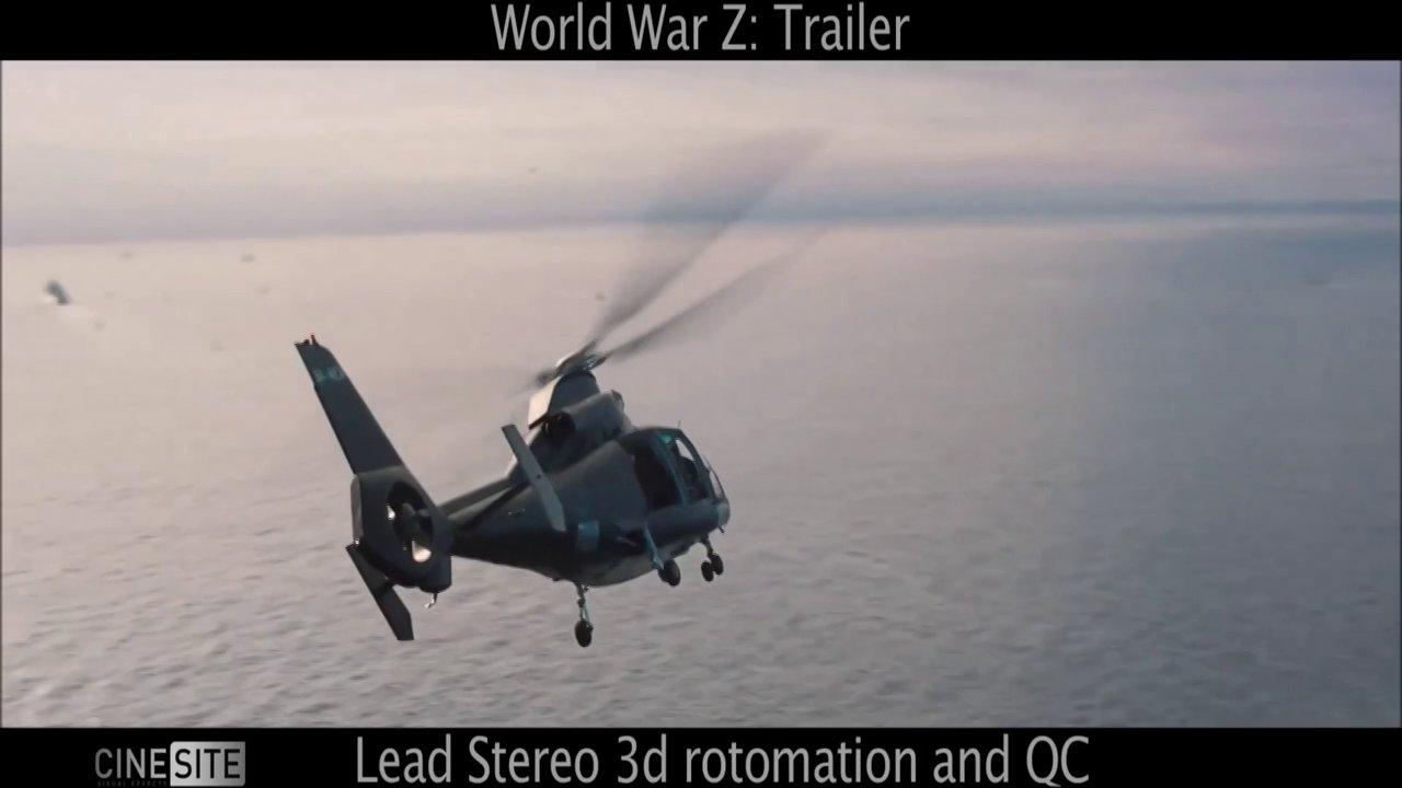 VFX Generalist Showreel