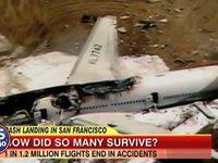 Safest Seat on A Plane?