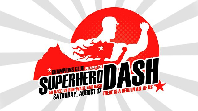 Super Hero Dash 2013