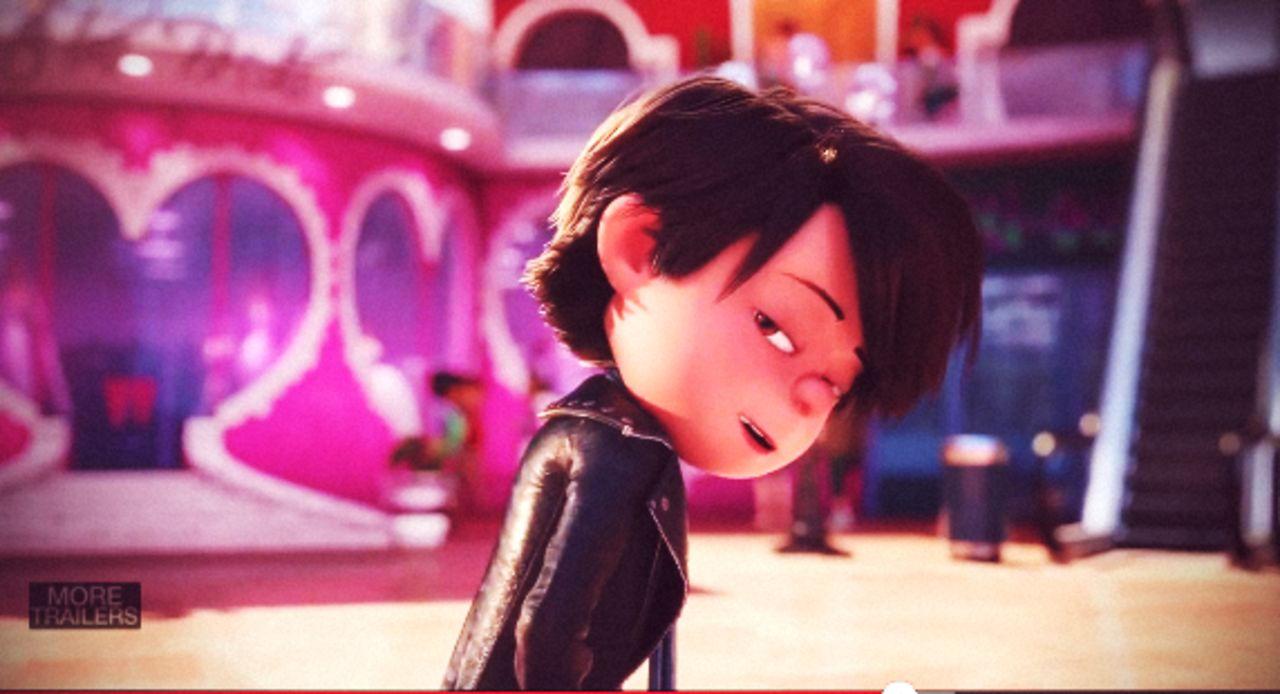 Antonio   Little Bad Girl [ Despicable me 2 ] on Vimeo
