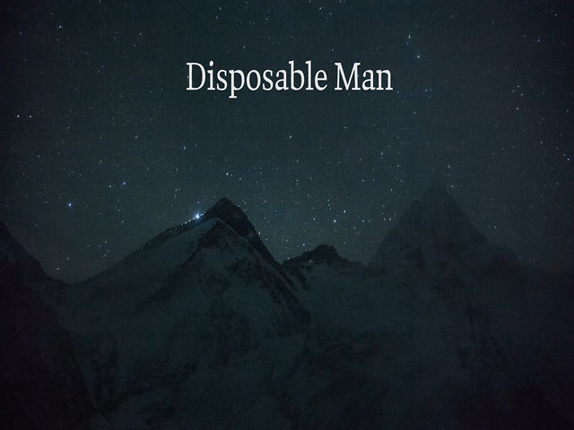 Disposable Man