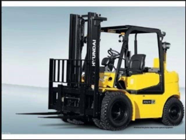Hyundai HBR14-7 HBR15-7 HBR18-7 HBR20-7 HBR25-7 Forklift Truck Service ...