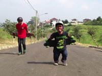 Justen Ortiz in Asia - Part 6 Indonesia and Malaysia