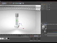 How to Create a Dynamic Spring in Cinema 4D