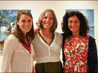 New Bedford Harbor in a New Light - Opening Reception and Exhibition Views