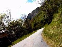 Col de Sarenne - extended descent