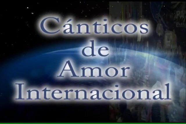 Cánticos de Amor (12 de julio 2013)