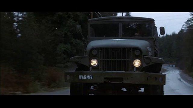 Rambo (1982) - The Truck