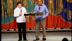 Apóstol Jesher Cardoso en la XXIV Conferencia Internacional de la Palabra de Dios