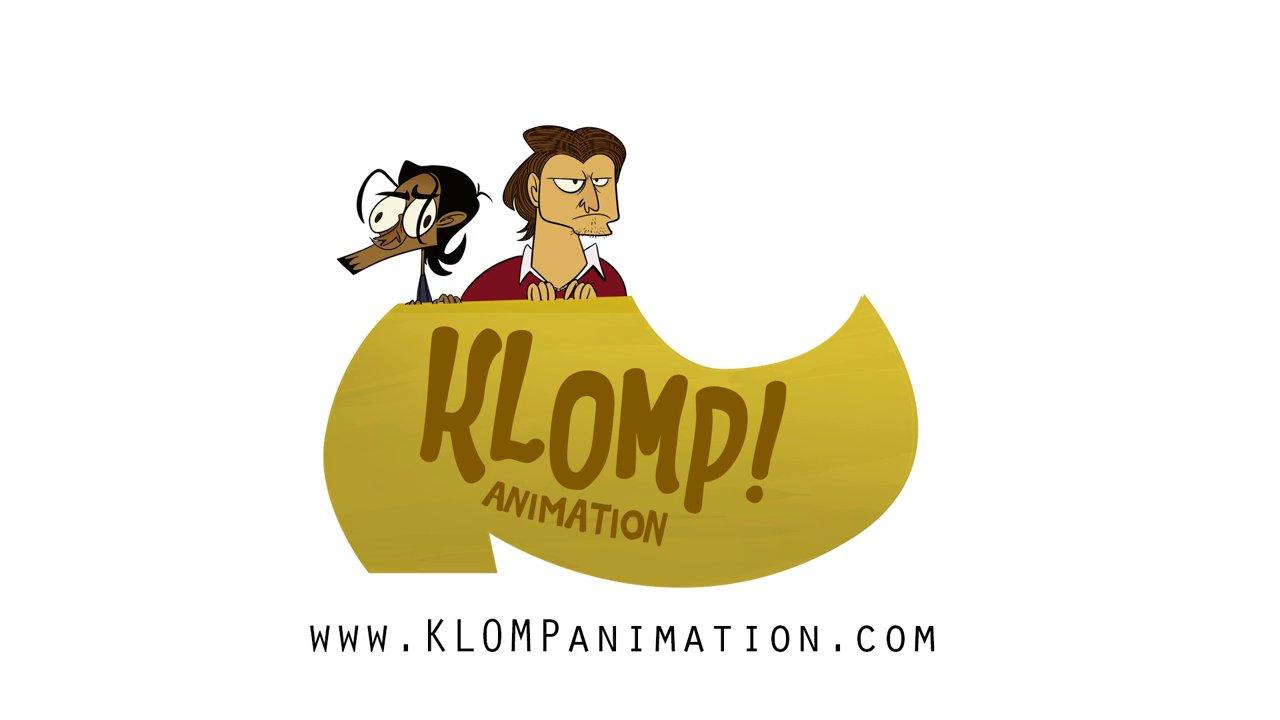 KLOMP! Animation Showreel 2013