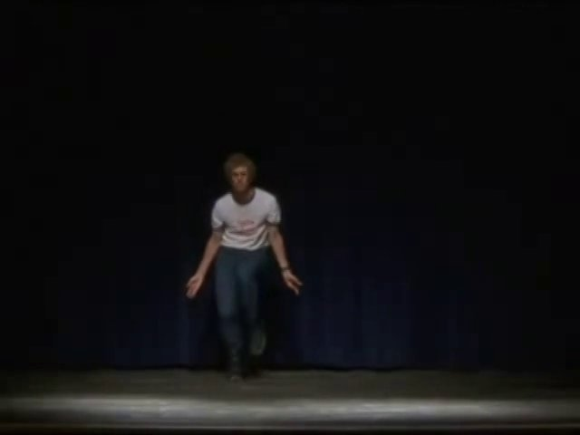 how to do the napoleon dynamite dance