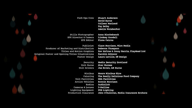 Happy Ending End Credits