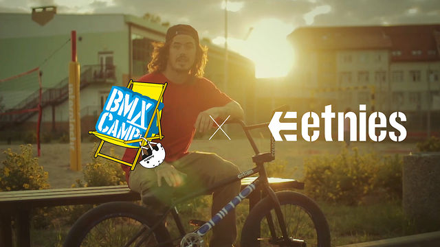 Ben Lewis at BmxCamp (Poland)