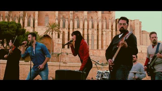 Miro al Cielo (videoclip oficial) de Gin Tonics Band