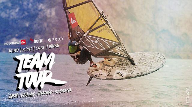Quiksilver / BURN / Roxy - Team Tour '13 - Maciek Rutkowski - Wave Time!