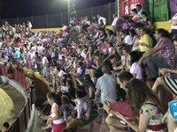 Garrote - Olimpiadas Rurales 2013