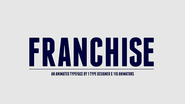 Franchise Animated - Promo