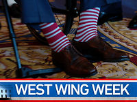 West Wing Week: 07/19/13 or Its Hard To Argue With Success