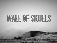 Wall of Skulls - Tahiti - Laurie & Wade