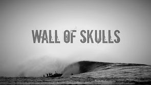 WALL OF SKULLS – TAHITI – LAURIE & WADE