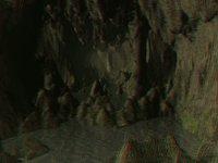 Cave Interior (Anaglyph)
