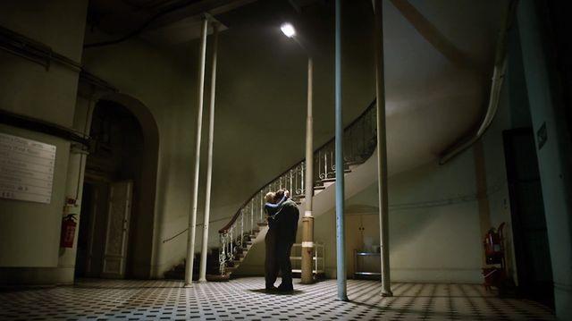 Короткометражный фильм Glance