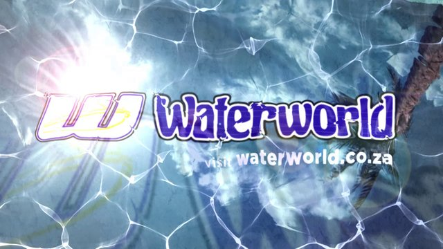 waterworld animated logo sting on vimeo