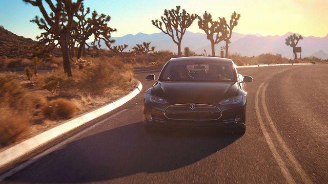 """Tesla """"Recharge"""""""