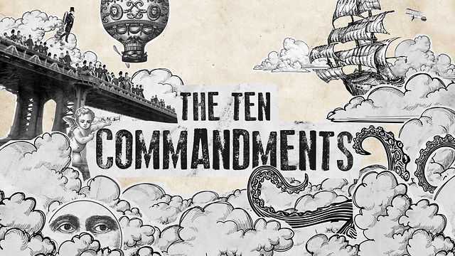 The Ten Commandments | Dan Stevers