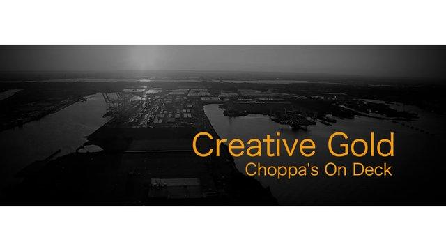 Gold Choppa @Creative_Gold - Chopp...