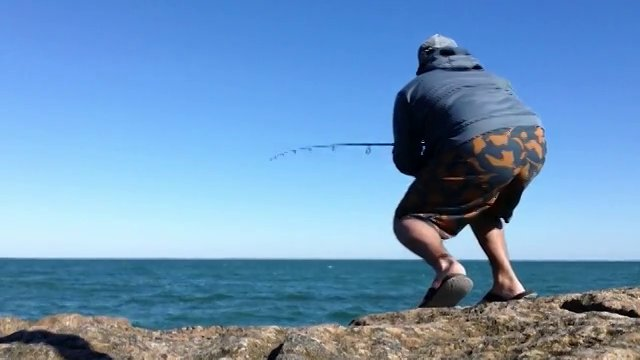 South Padre Island – Jigging for Jacks