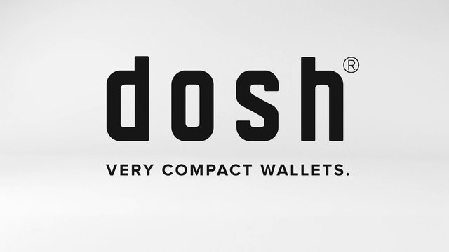 Dosh - very compact wallets.